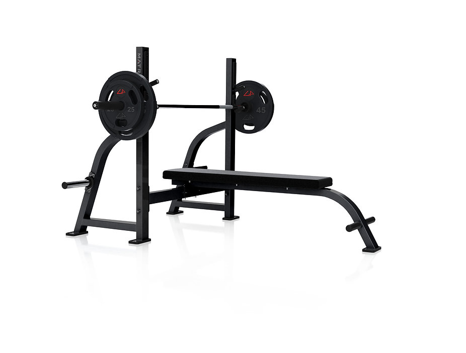 G1 Olympic Flat Bench