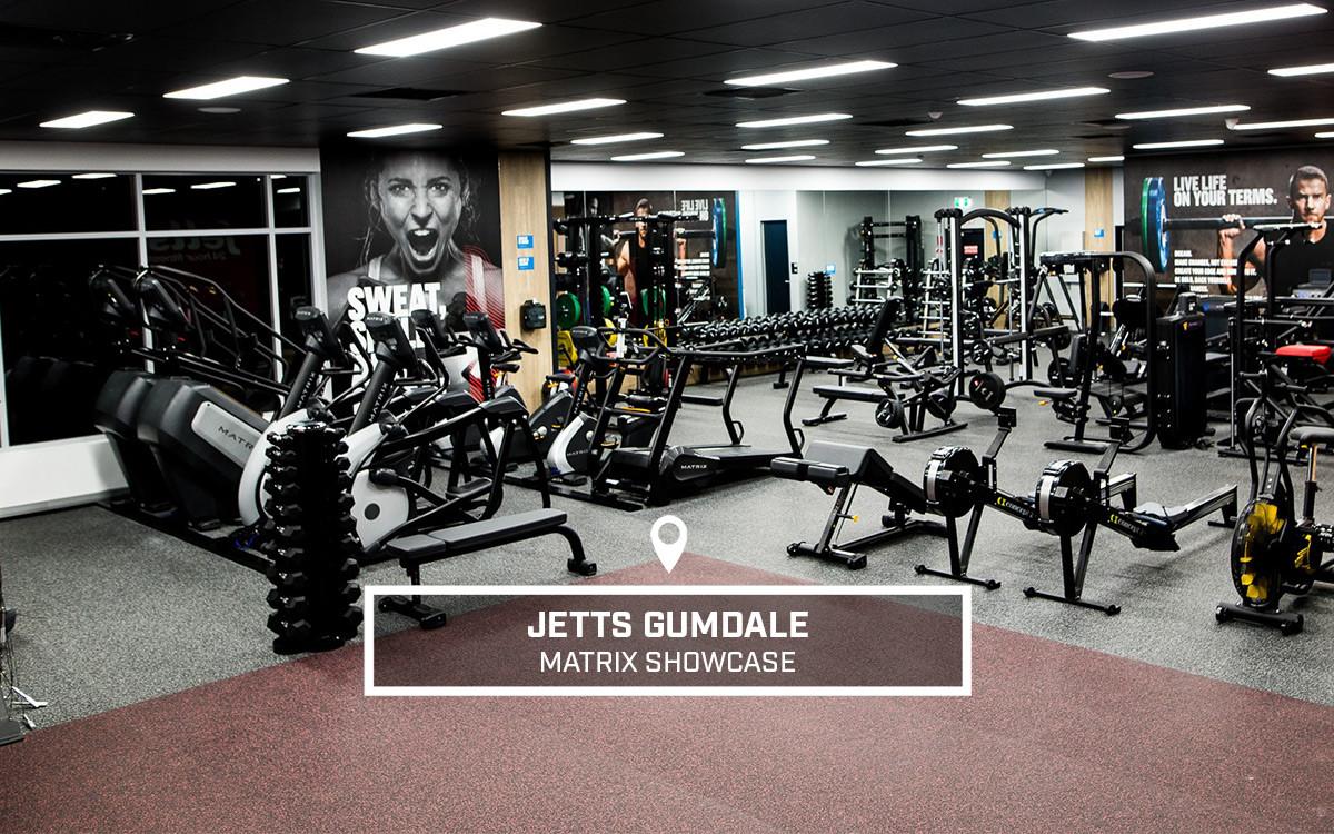 Jetts Fitness Club - Gumdale
