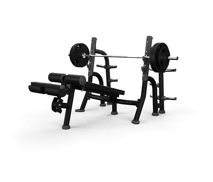 Magnum Olympic Decline Bench