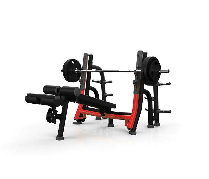 Magnum Breaker Olympic Decline Bench