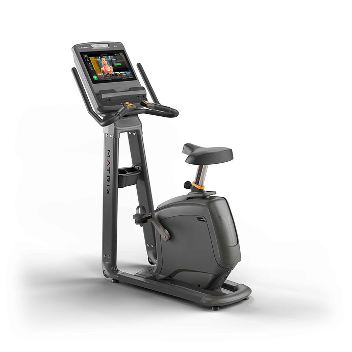 Lifestyle Upright Cycle Touch