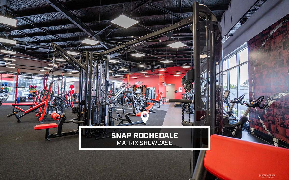 Snap Fitness Club - Rochedale