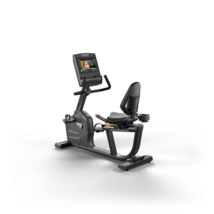Endurance Recumbent Cycle Touch