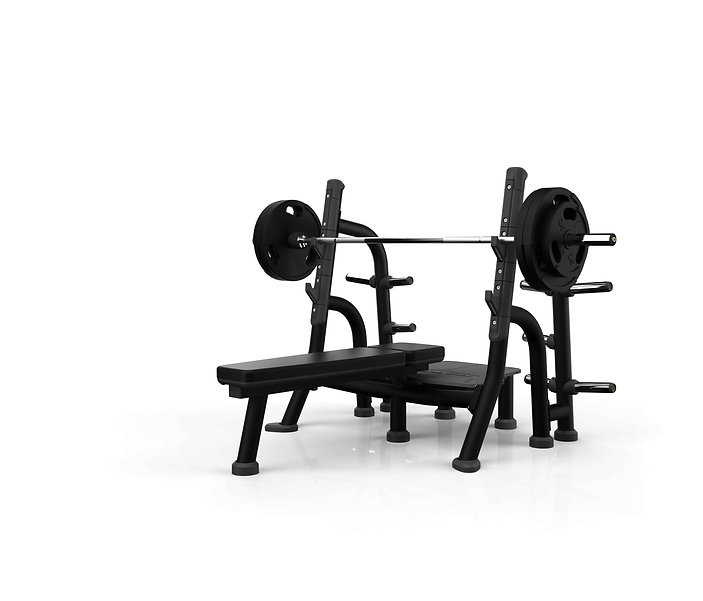 Magnum Olympic Flat Bench