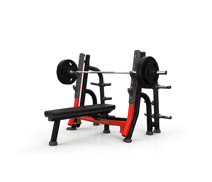 Magnum Breaker Olympic Flat Bench