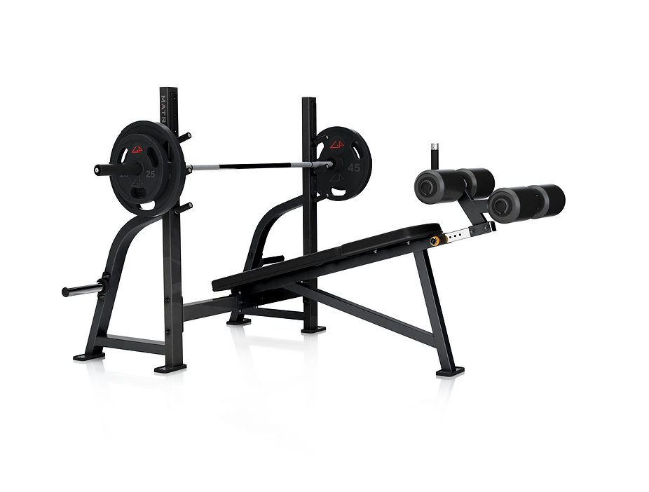 G1 Olympic Decline Bench
