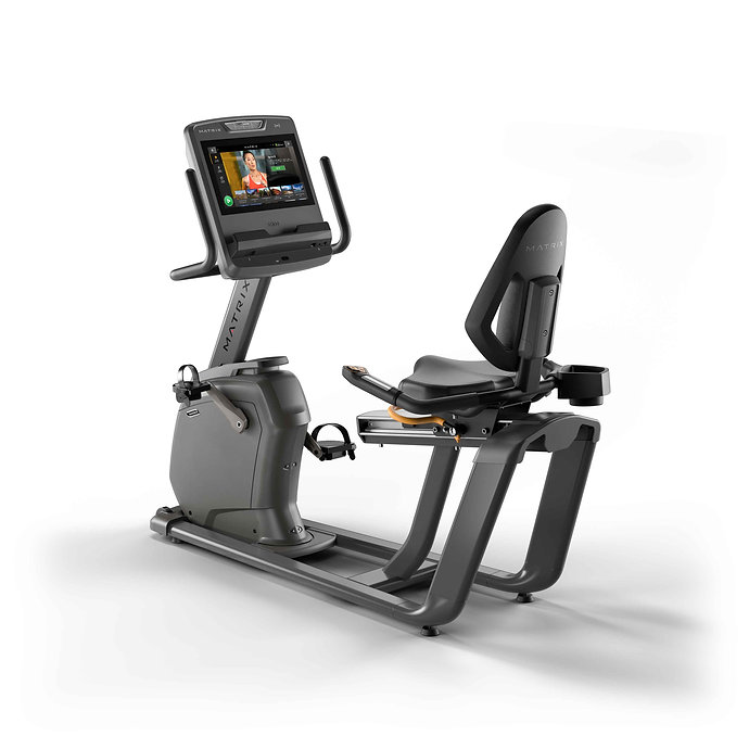 Lifestyle Recumbent Cycle Touch