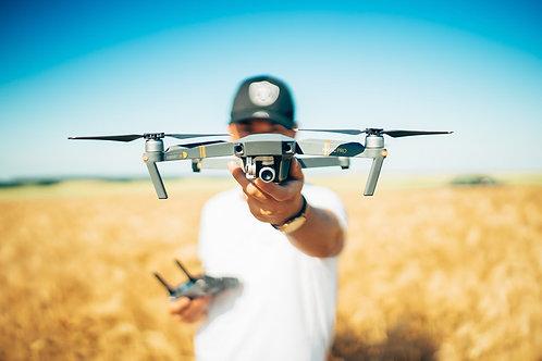 Filmagens de Drone