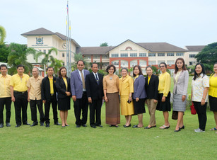 Ministry of Education (MOE) Visited STS