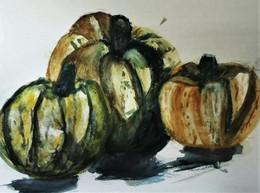 Expressive gourds...