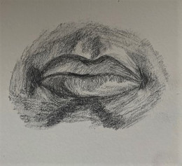Soft-edged mouth study