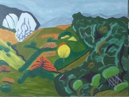 Wonderful landscape painting...