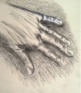 Fabulous hand studies...
