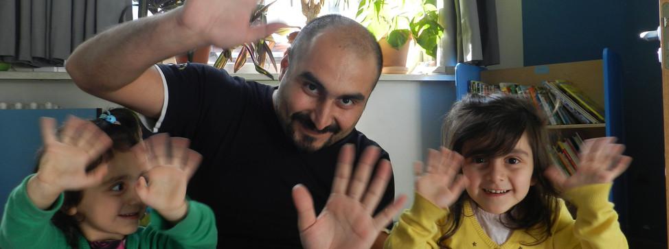 Vaders in de kijker: Papa hoort er ook bij!