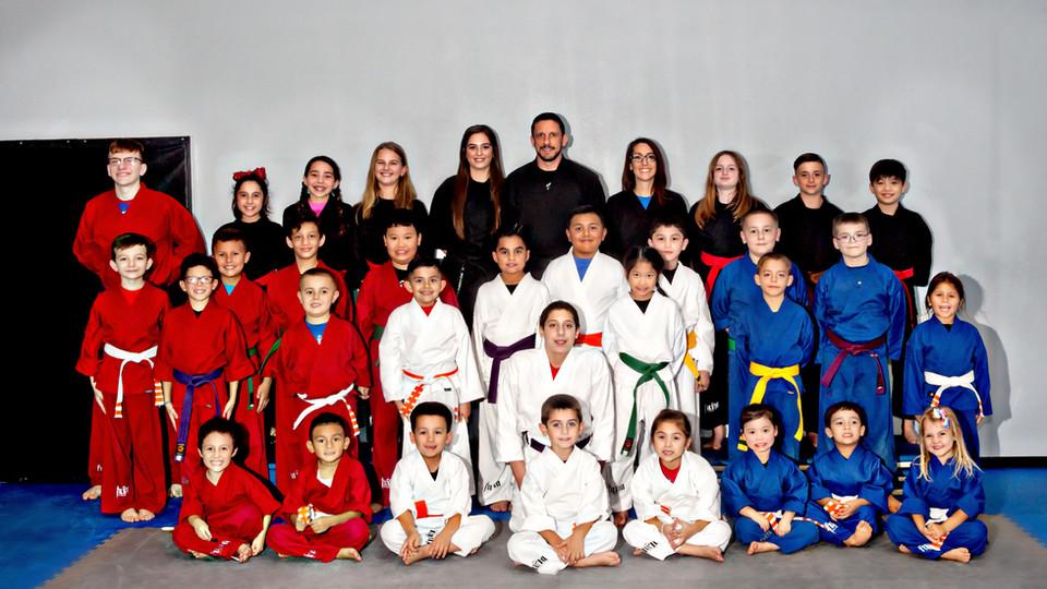 Kids MMA - Karate