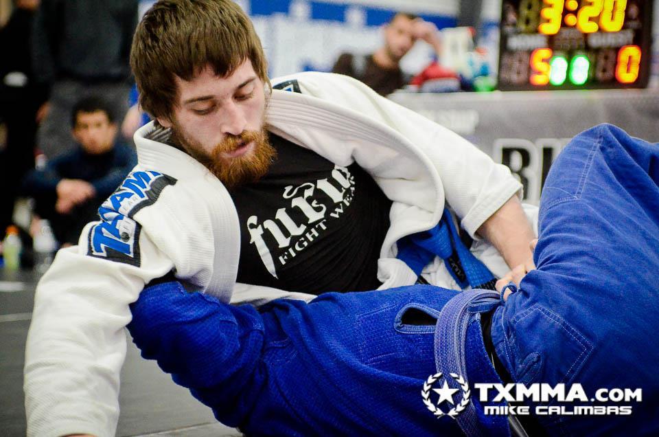 Competitive Brazilian Jiu Jitsu