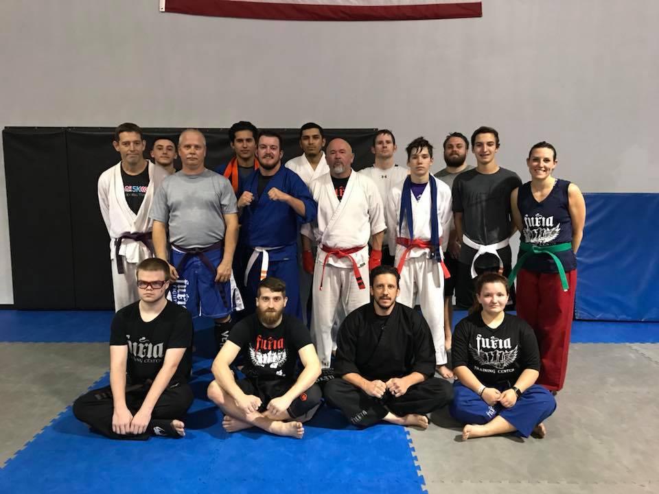 Adult MMA/Striking Class