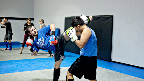 Adult Kickboxing - MMA Stand Up Striking