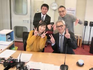 西日本放送ラジオ出演!