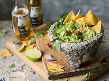 Guacamole messicano - Salsa dal sapore esotico
