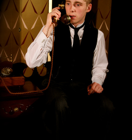 Peter Stone as Cole Lesley - UK Tour & Off West End Production