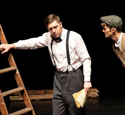 Lombard & Cyril - The Doppel Gang - UK Tour - Just Some Theatre