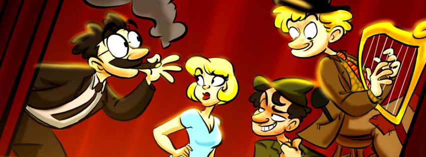 The Doppel Gang - Banner Image