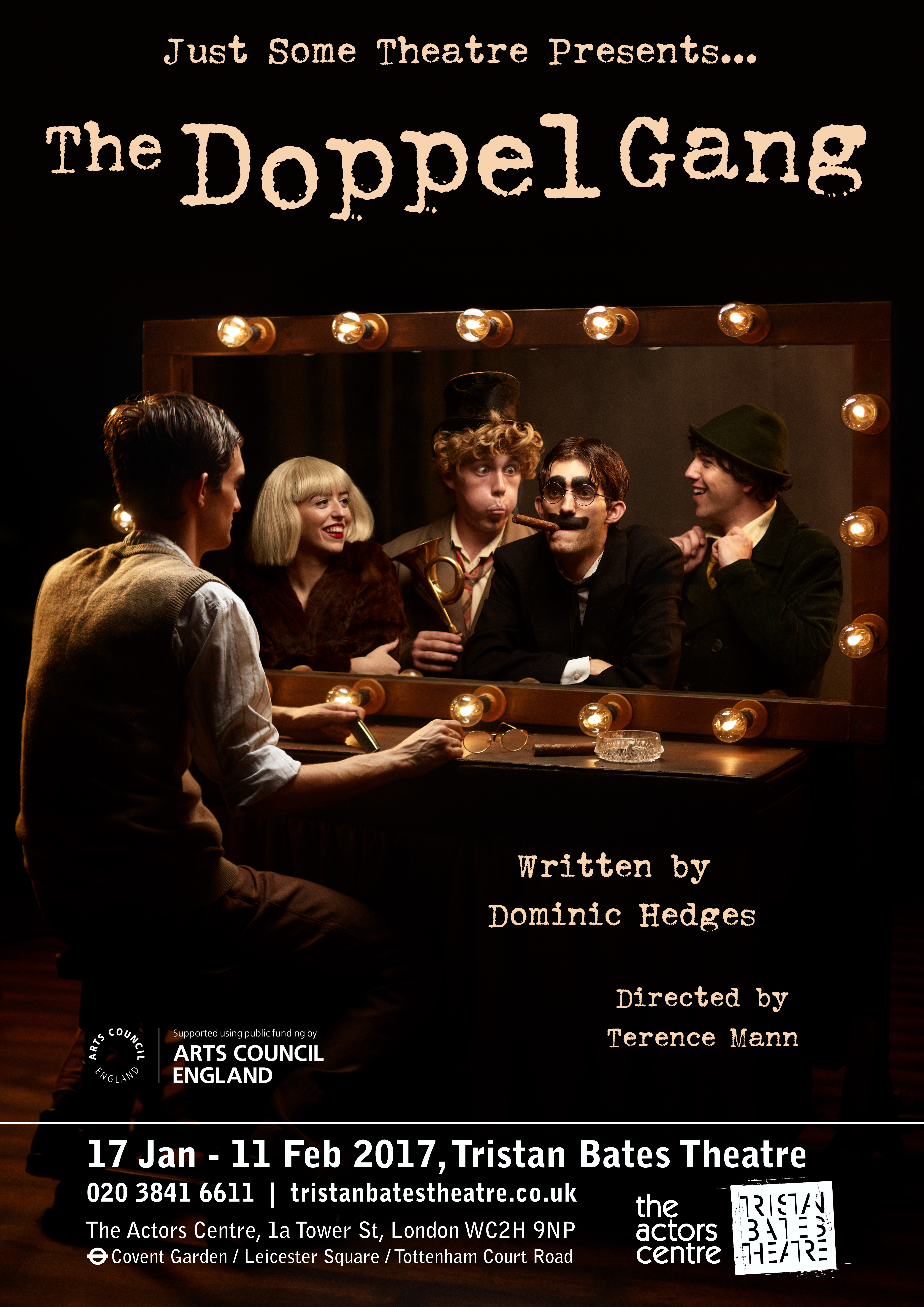 THE DOPPEL GANG - OFF WEST END