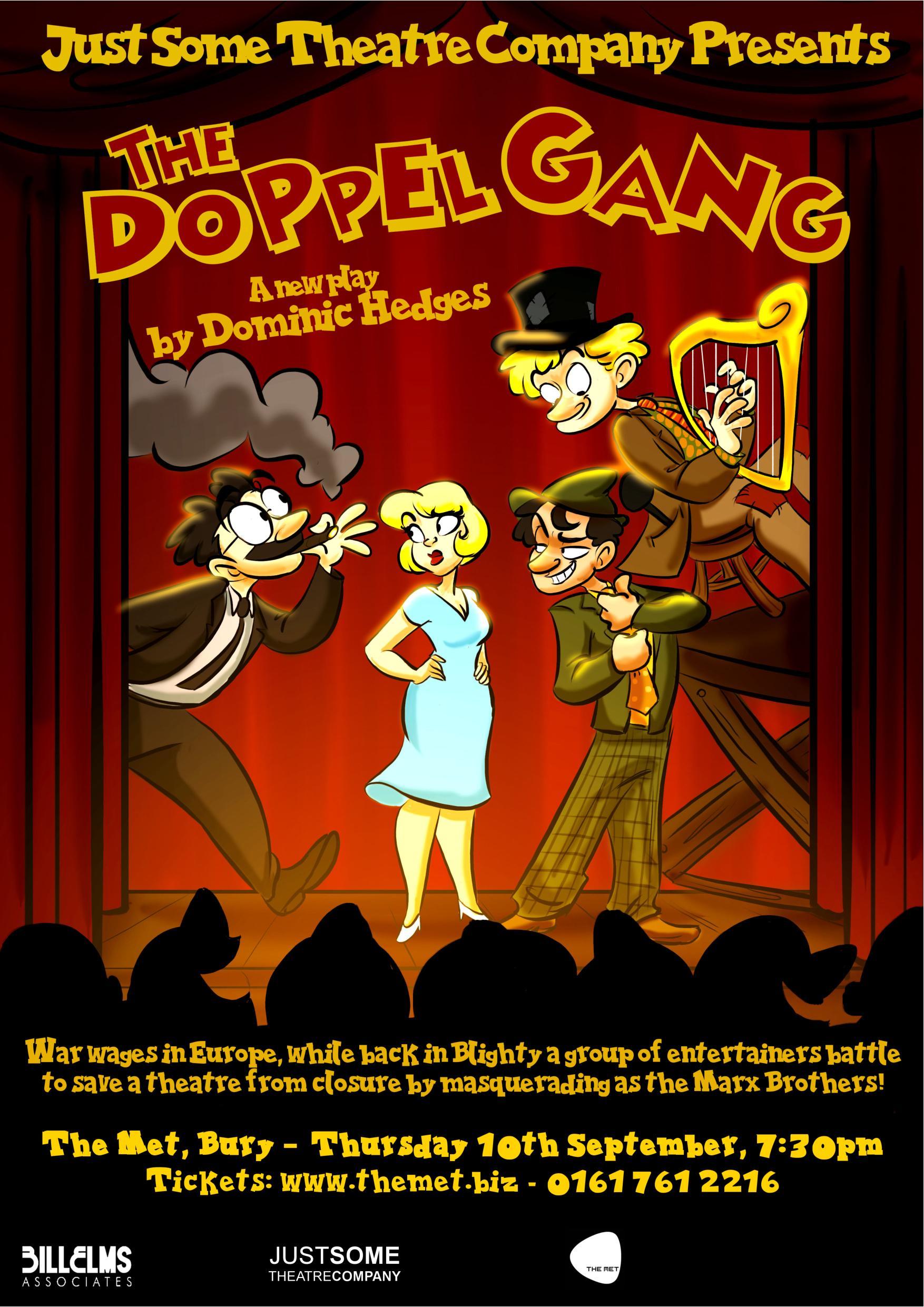 THE DOPPEL GANG - UK TOUR