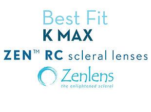 10 Zenlens + 10 Zen RC + 10 Best Fit K Max
