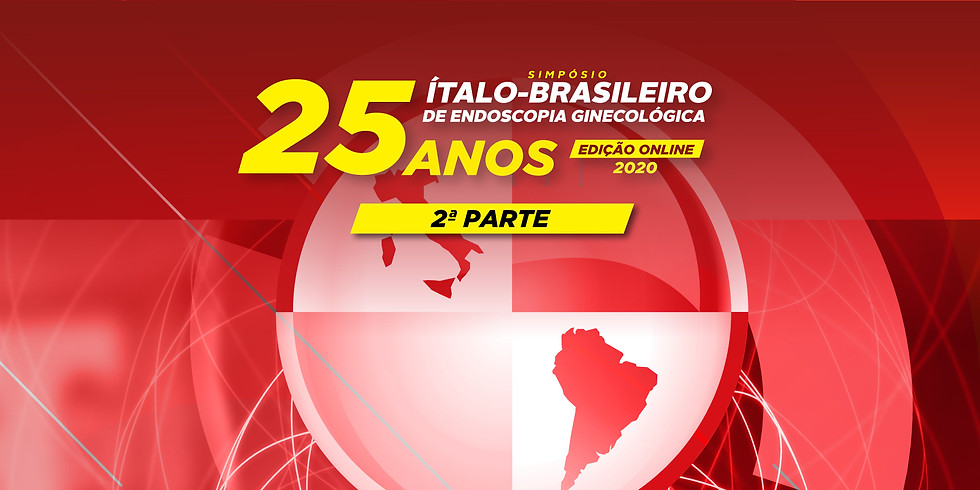 Segundo Webinar 25 Anos Ítalo Brasil