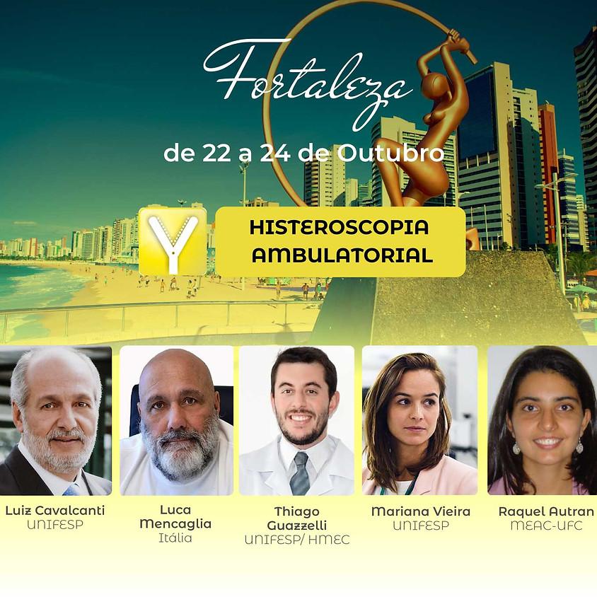 Fortaleza - Histeroscopia Ambulatorial - Endoscopia Ginecológica