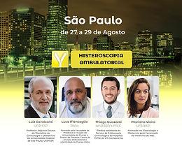 São Paulo - Histeroscopia Ambulatorial com Set de Bettocchi