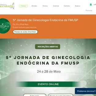 FMUSP - Faculdade de Medicina da USP - Disciplina de Ginecologia