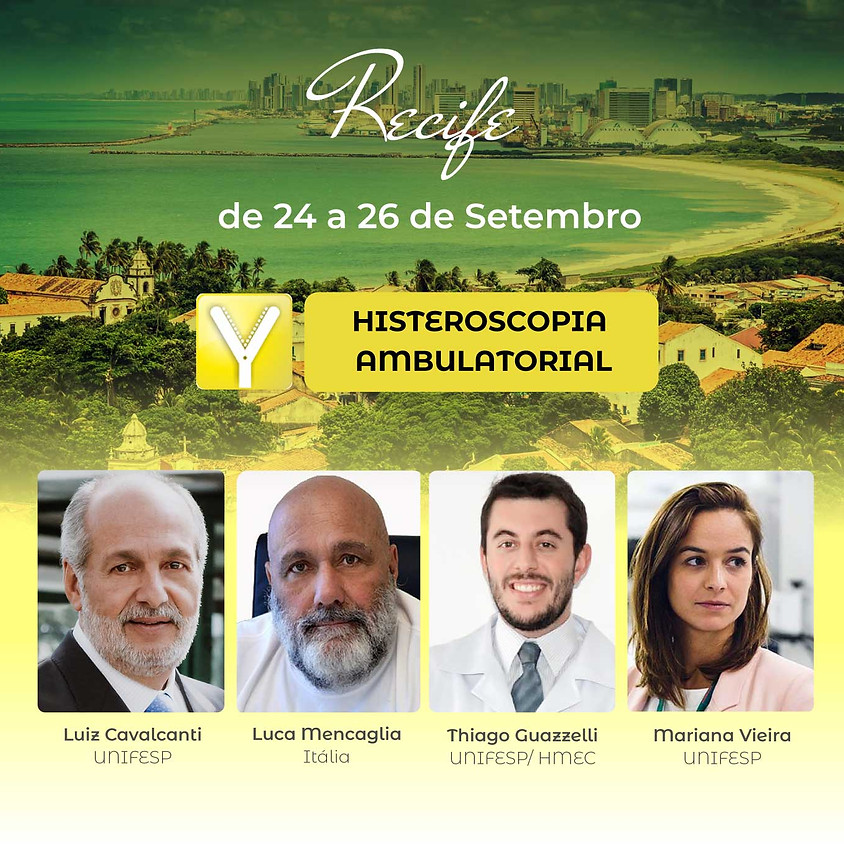 Recife - Histeroscopia Ambulatorial - Endoscopia Ginecológica