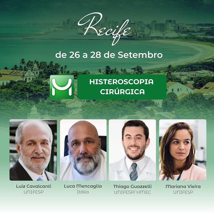 Recife - Histeroscopia Cirúrgica - Endoscopia Ginecológica