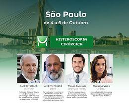 São Paulo - Histeroscopia Cirúrgica com Ressectoscópio