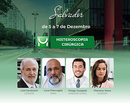 Salvador - Histeroscopia Cirúrgica - Endoscopia Ginecológica