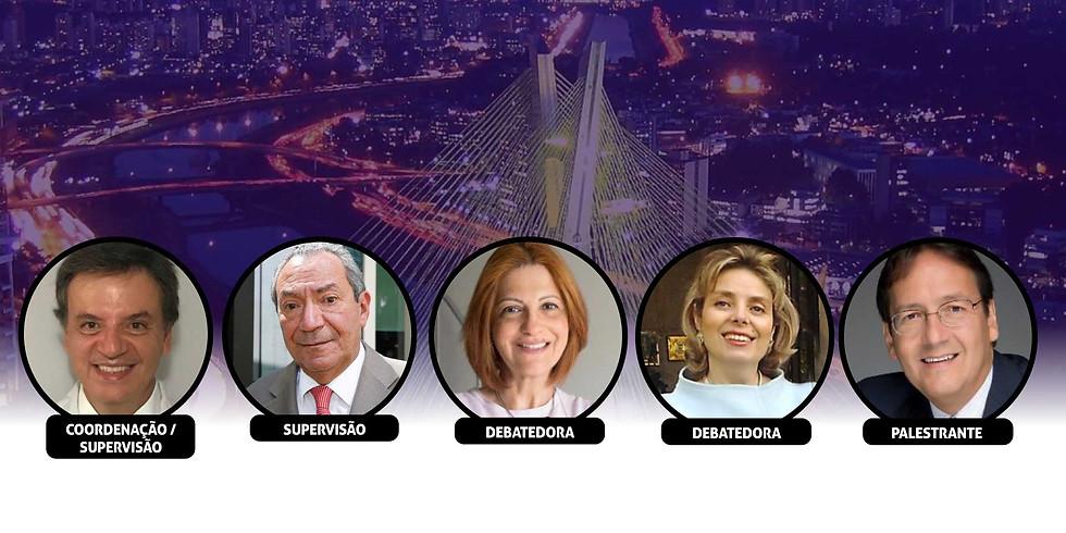 Webinar em Homenagem da Jornada Internacional de Uroginecologia - HCFMUSP