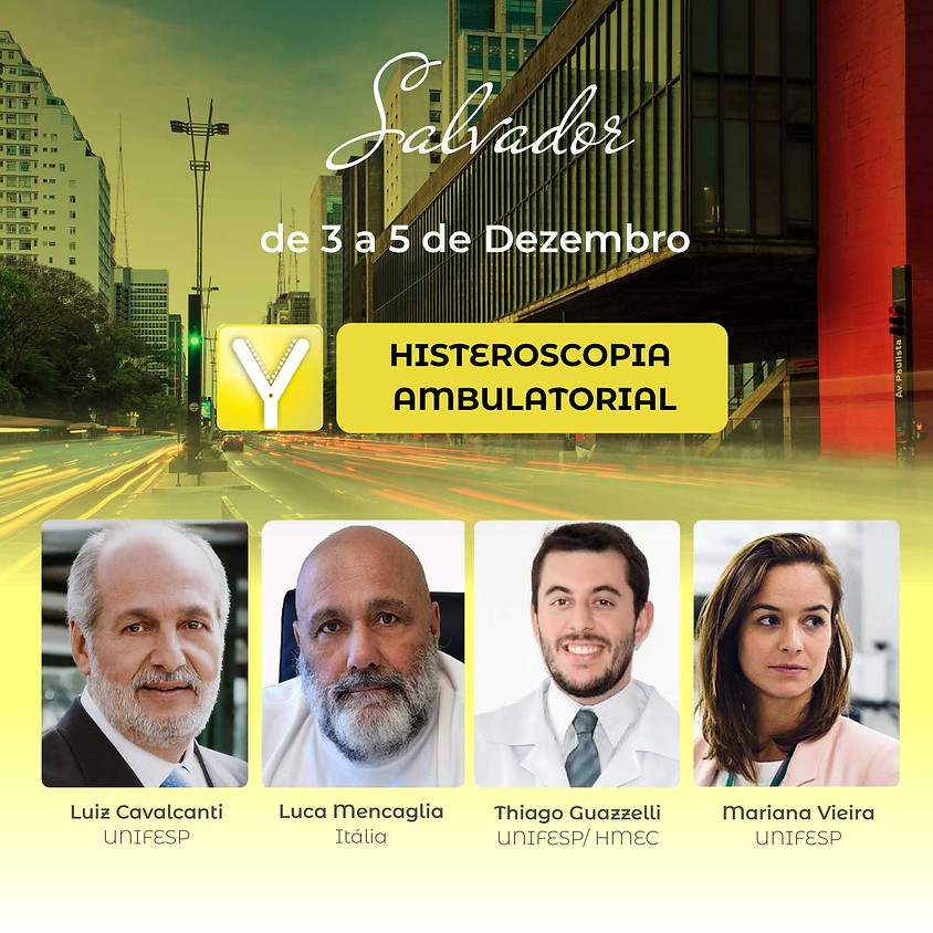 Salvador - Histeroscopia Ambulatorial - Endoscopia Ginecológica