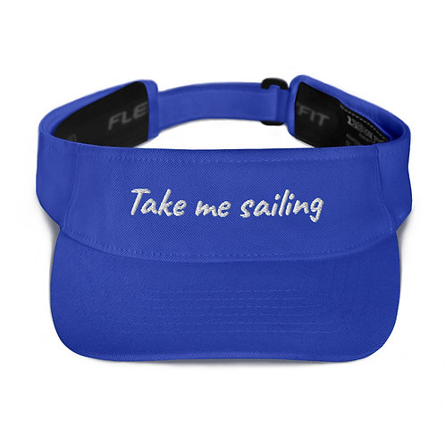 Take me sailing - Visor