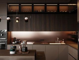 Inspirasi Desain Dapur Minimalis Bentuk L (2)