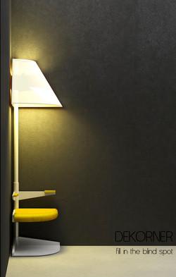 DEKORNER LAMP