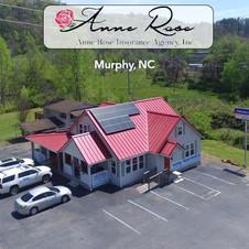 Anne Rose Insurance,  Murphy, NC