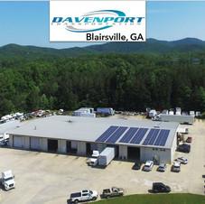 Davenport Transportation,  Blairsville, GA