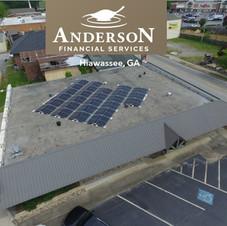 Anderson Financial Services,  Hiawassee, GA
