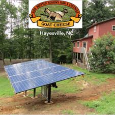 High Mountain Meadows Farm & Creamery,  Hayesville, NC