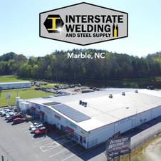 Interstate Welding,  Marble, NC
