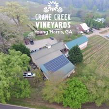 Crane Creek Vineyards,  Young Harris, GA