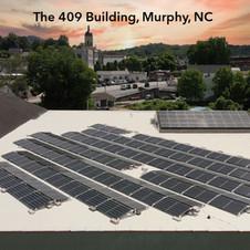 The 409 Building,  Murphy, NC